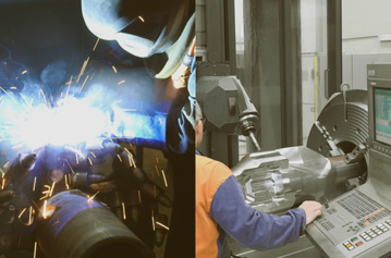 Machining and Fabrication